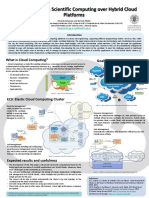 eScience Poster