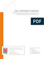 Whitepaper Agile Corporate Learning (+ Interview mit Prof. Dr. Armin Trost)