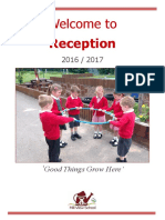 Welcome to MV Reception 2016 Booklet