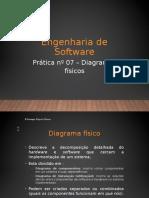 Prática nº 07 - Diagramas físicos