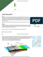 Earthquake - Hawke's Bay Emergency Management Group