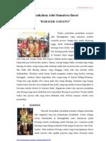 tradisi pernikahan sumatera barat
