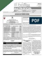 Diario Oficial El Peruano, Edición 9355. 08 de junio de 2016