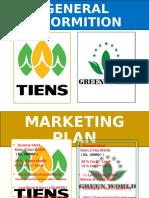 M Plan of Tiens vs Green World