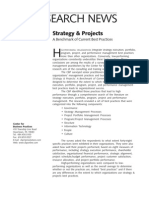 Strategy and projects