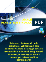 7 Analisis Data