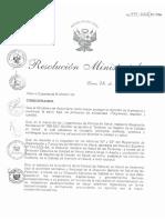 RM474-2005 AUDITORIA