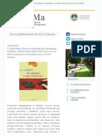 Newsletter CeDisMa Giugno 2016