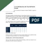 RESOLVIENDO UN PROBLEMA DE TRANSPORTE MEDIANTE WINQSB.docx
