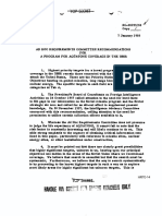 CIA DCI IAC ARC Blind Memorandum Ad Hoc Requirements Committee Recommendations for a Program of Acquatone Coverage of the USSR, Disseminated 7 January 1958.