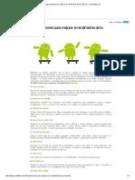 10 Aplicaciones Para Mejorar El Rendimiento de Tu Android - CanalTotal