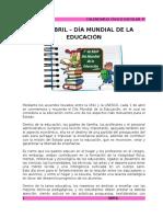 CALENDARIO CÍVICO ESCOLAR -  4° ABRIL.docx