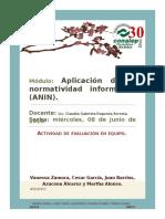 Actividad de Evaluación 2. 1 - ANIN