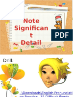 PPT for Demo Teaching