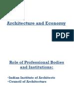 Architecture and Economy