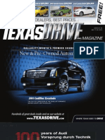 Texas Drive Magazine May 17-30, 2010 Issue