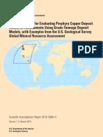 Evaluating Porfhyc Cooper
