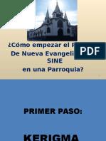 COMO EMPEZAR EL SINE.ppt