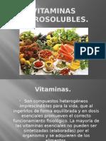 vitaminashidrosolubles