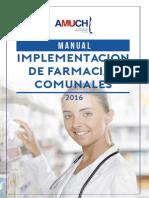 Implementacion de Farmacias Comunales