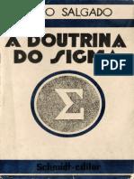 A Doutrina Do Sigma - Plinio Salgado