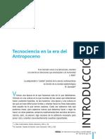 Introduccion-133 Tecnociencia en Era Antropoceno S.alvarez