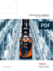 Brochure Solutions de Navigation