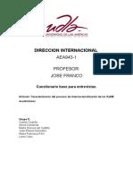 Encuesta Pymes Exportadoras - Grupo 5 (1)