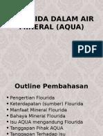 Flourida Dalam Air Mineral