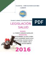 Analisis Terminado de La Constitucion Legislacion