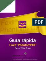FoxFoxitPhantomPDF51 ManualitPhantomPDF51 Manual