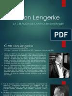 Unidad 5 Geo Von Lengerke y La Creacion de Caminos - Johan Stiven Zapata Parra
