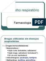 farmacologia do sistema respiratorio