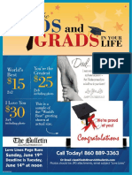 Celebrate the Dads and Grads in Your Life