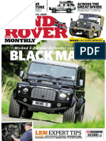 Land Rover Monthly - December 2014 UK