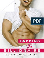 Tapping the Billionaire (Bad Boy Billionaires _1) - Max Monroe