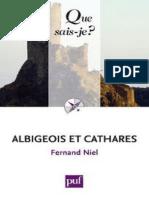 Albigeois Et Cathares - Niel Fernand