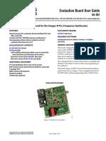 adf4001 pll UG-092