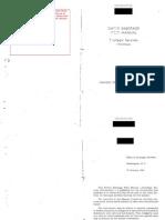 (U) OSS Simple Sabotage Field Manual