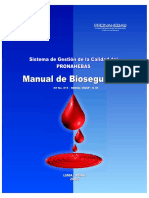 manual de bioseguridad 2004