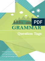 Question Tags Menurut Grammar Bahasa Inggris
