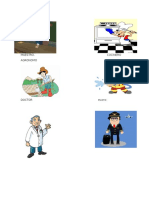 12 Profesiones Solo Ilustrado