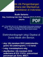 perkembangan EKG