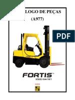 Catálago de Peças Hyster H55FT