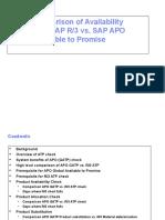 ATP vs GATP
