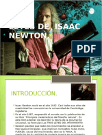 Leyes de Isaac Newton