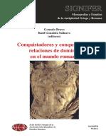 Romanos y vettones a través de las fuentes arqueológicas en el valle del río Almar