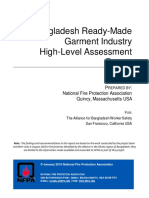 Bangladesh NFPA High Level Report