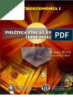 Trabajo de Politica Fiscal Macro