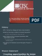 cisc site overview